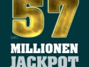 57 Millionen Eurojackpot