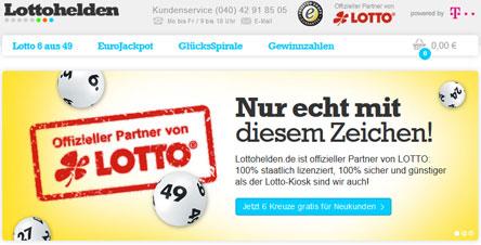 Lottohelden Startseite